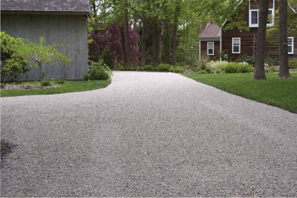 Chip Seal Driveway